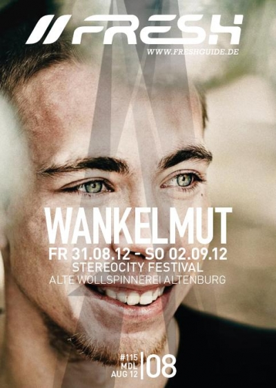 FR 31.08.12 - SO 02.09.12 // ALWO ALTENBURG // STEREOCITY FESTIVAL