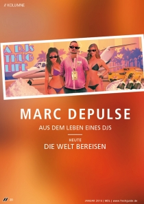 Marc Depulse / thuglife