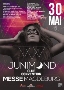 SA 30.05.15 : JUNIMOND Club Convention @ MESSE MAGDEBURG