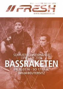 15-17.07.16 : SommerSonnenWende Open Air @ Beutersitz