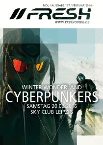 SA 20.02.16 : Winter Wonderland @ SKY CLUB Leipzig