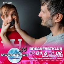 MOONBEACH X4 mit BREAKFASTKLUB