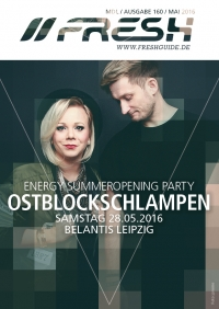 SA 28.05.16 : Energy SummerOpening Party @ BELANTIS Leipzig